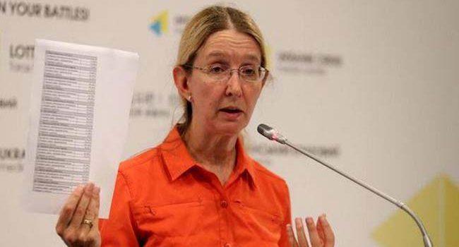 Заява прес-служби Окружного адміністративного суду міста Києва щодо закликів представників МОЗу негайно прийняти рішення у справі Супрун
