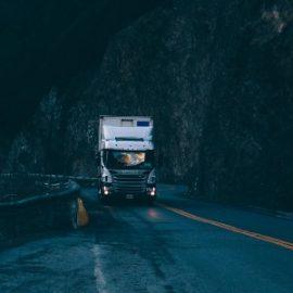 збір за проїзд вантажівок